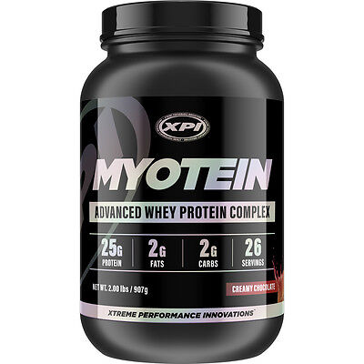 Myotein Protein Powder 2LB (Chocolate) - Best Premium Whey Protein