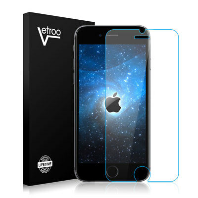 High quality Premium Real Tempered Glass Film Screen Protector For iPhone 6 7 8