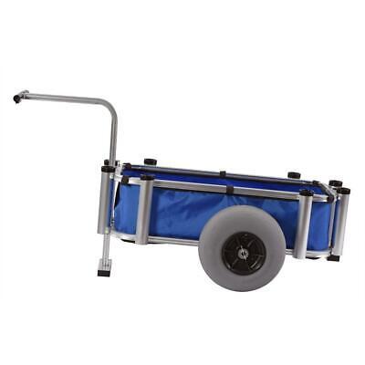 Muscle Carts 2.3 cu. ft Poly Outdoor Fish Marine Cart Garden