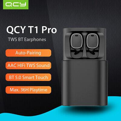 Xiaomi QCY T1 Pro TWS BT Wireless Earphone Mini Sports Earbuds V7S4