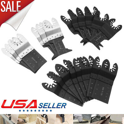 20pc Strong Multi Tool Oscillating Saw Blades Fits Fein Multimaster Makita Bosch