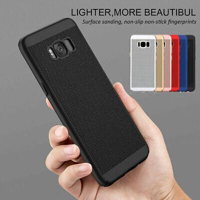 New MESH Series Ultra Thin Slim Case For Samsung Galaxy J3 J5 S6 S7 Edge S8