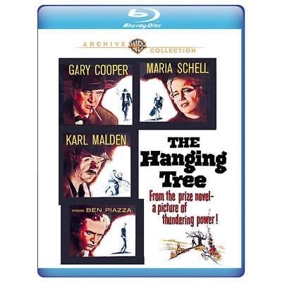 ( The Hanging Tree  BLU RAY Gary Cooper Maria Schell Karl Malden George C. Scott)