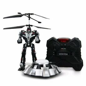 RC Flying Battle Robot with Hub sold by KOOL GADGETS