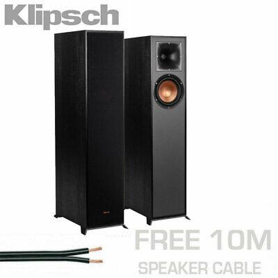 Klipsch R-610F Floorstanding Speakers Cinema Surround Sound HIFI Home Audio