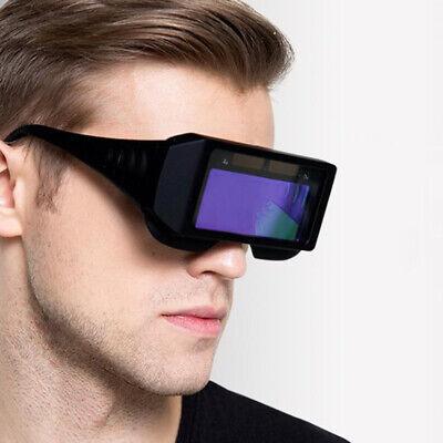 Solar Gafas de Soldar de Oscurecimiento Automático Accesorios de Caretas Soldar