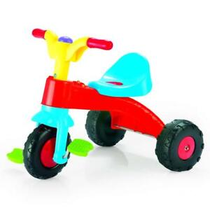 7c72468d905 Dolu Toddler Kids Childrens My First Pedal Trike Three Wheel Ride On  Multicolour