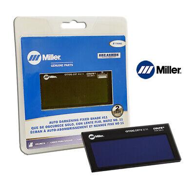 Genuine Miller 770961 Auto-darkening Fixed Shade 11 Lens