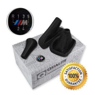 passen BMW E36 E46 M3 FADEN Schaltsack Handbremssack Leder