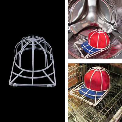 2 Pack Baseball Hat Washer for Washing Machine Cap Frame Cage Cleaner Protector