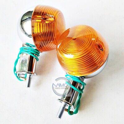 YAMAHA CS3B CS5 RD125 RD200 YF5 LB50 LB80 REAR SIGNAL WINKER FLASHER 6V - A PAIR for sale  Shipping to Canada