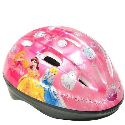Kinder Fahrradhelm Disney Princess verstellbar 51-55 cm TÜV/GS Fahrrad Helm