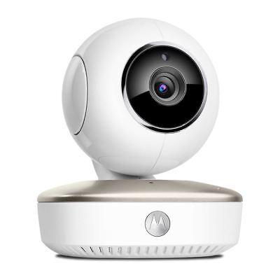 Motorola Nursery Camera Baby Monitor Wifi Wireless Smart Digital Video Recording