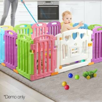 13-Panel -Baby Playpen-Free shipping