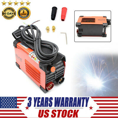 Mini Electric Arc Welder Machine Handheld Welding Inverter Set 220v 20-160a New