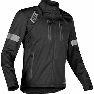 Fox Racing 2019 LEGION Off-Road Jacket Enduro MX Black XL