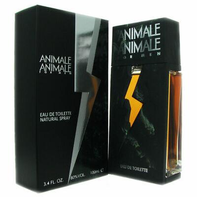 Animale Animale for Men 3.3 oz Eau de Toilette Spray Animale 3.3 Ounce Edt