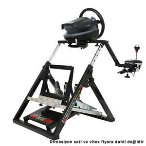 NEW Next Level Racing 638370134683 Wheel Stand Add on Condition: New Sealed
