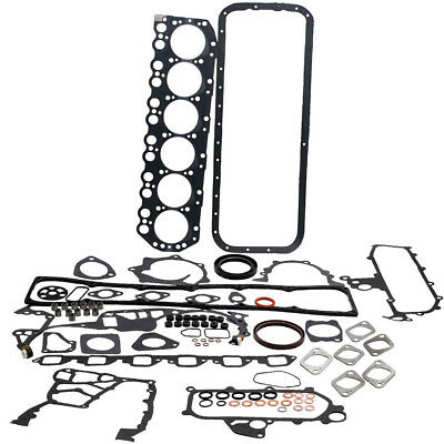 Connecting Rods for Nissan Patrol Safari 4.2L TD42 30mm