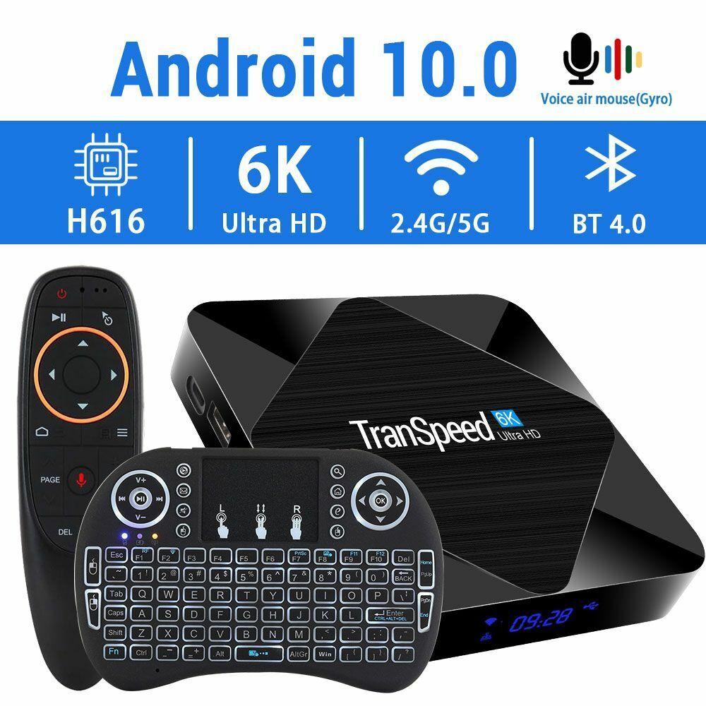 2020 Android 10 Quad Core WiFi Media Smart Player HDMI Mini