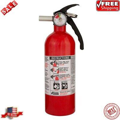 Kidde Dry Chemical Fire Extinguisher Home Safety Multipurpose Kit 5-bc New