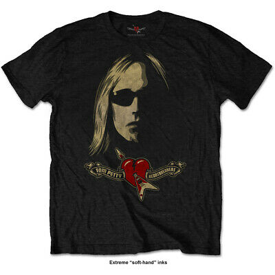 TOM PETTY AND THE HEARTBREAKERS XL 100% SOFT COTTON TEE