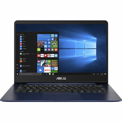 """ASUS ZENBOOK UX430UA-DB71-BL 14"""" FULL HD LAPTOP INTEL i7 8GB 256GB SSD NEW OFFER"""