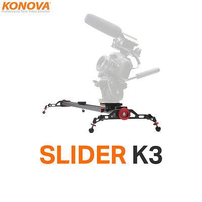 Pan-tilt-system (Konova Slider K3 100cm(39.4
