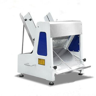 Commercial Bread Slicer Cutter 12 Slice Loaf Heavy Duty Electric 110v Kitchen