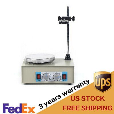 Hot Plate Magnetic 79-1 Stirrer Mixer Stirring Laboratory Dual Control 2000 Rpm