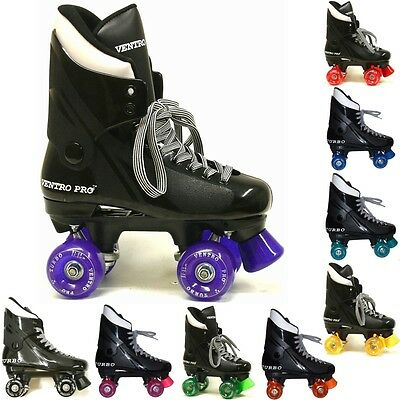 CALIFORNIA PRO TURBO VT01 QUAD ROLLER SKATES WOMEN & KIDS