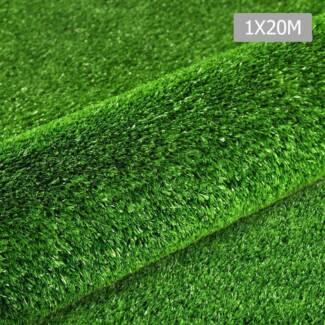 20 SQM Artificial Grass Plastic Green Plant Turf Lawn Flooring