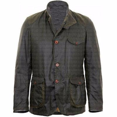 James Bond SKYFALL Daniel Craig Military Style Best Quality Cotton Jacket - (Best Fashion Combat Boots)