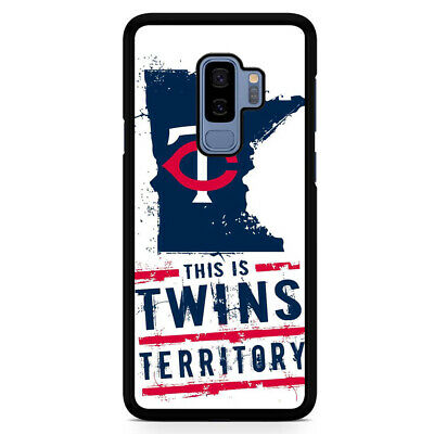 - Minnesota Twins For Samsung Galaxy S7 S8 S9 S10 Plus Note 8 9 Phone Case
