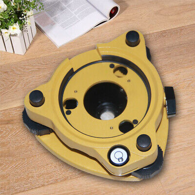 Gps Carrier Fixed Adapter With 58 Rotate Tribrach With Optical Plummet Top