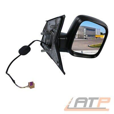 T5 Multivan 4//03 BUS Spiegel Glas Spiegelglas rechts für VW Caddy 3 2K 1//04-