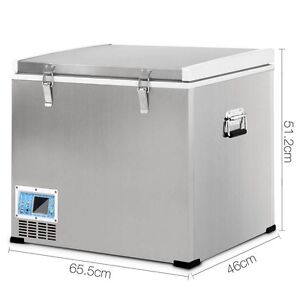 55L PORTABLE FRIDGE & FREEZER $163 X 4 INSTALMENTS Hope Valley Tea Tree Gully Area Preview