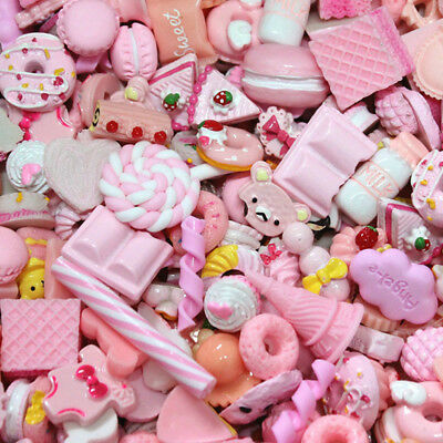 ForBarbie Doll 10pcs/lot Lovely Mini Play Toy Food Cake Biscuit Donuts Miniature