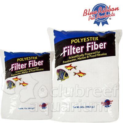 Polyester Filter Fiber Floss Media Blue Ribbon Pet 7oz or 14oz ()