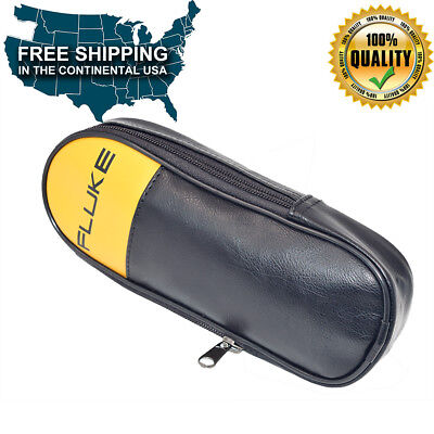 Fluke Soft Case For Clamp Meter 302 303 305 323 324 325 362 New