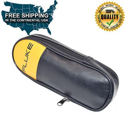 Fluke Soft Case For Clamp Meter 302 303 305 323 324 325 362 New