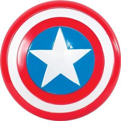 Captain America Schutzschild für Kinder NEU - Zubehör Accessoire Karneval Faschi