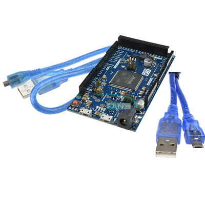 R3 Due Sam3x8e Cortex-m3 32-bit Arm Microcontroller With Usb Cable For Arduino