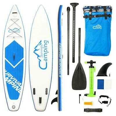 Blue New EFW 6/'  Regular  Classic Surfboard//Stand UP Paddleboard Surf Leash
