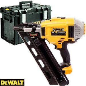 DEWALT DCN692N BRUSHLESS XR 18V DCN692 1ST FIX NAILER NAIL GUN BODY  + DS400