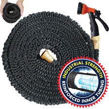 150FT Expandable Flexible Garden Hose + Spray Gun