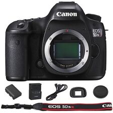Canon EOS 5DSR / 5DS R / 5D SR Digital SLR DSLR Camera Body Brand New