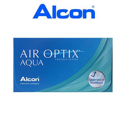 Air Optix Aqua Monatslinsen von Alcon (Ciba Vision) 6 er Box