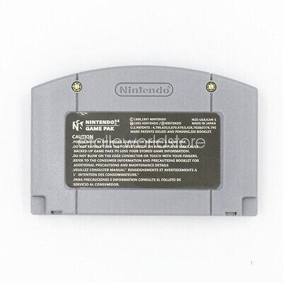 Nintendo N64 Video Game Cartridge Console Card Super Smash Bros US/CAN Version