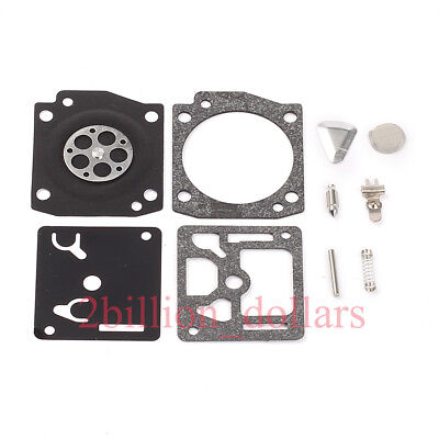 Carburetor Carb Gasket Diaphragm Kit Fit ZAMA RB-31 C3A-S4A C3A-S4B C3A-S4C Carburetor Carb Gasket Diaphragm